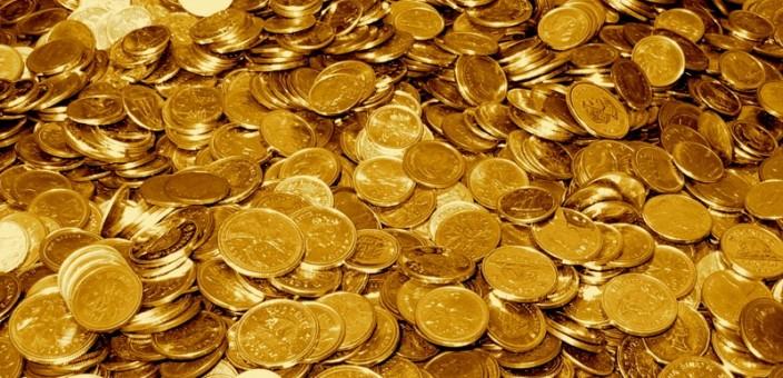 Das liebe Gold