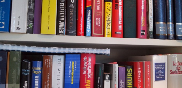 Die Einsteigerbücher für den Nachttisch