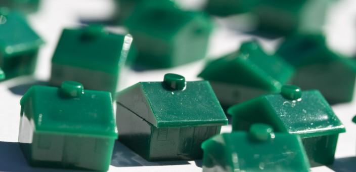 Vorsicht vor der Immobilienblase