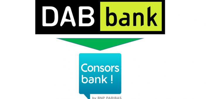 Die DAB Bank wurde zur Consorsbank – So funktioniert die Migration
