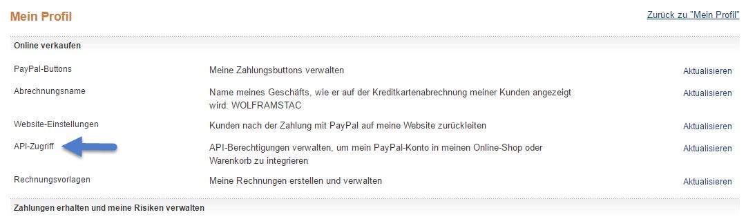 Paypal Import Paypal Konten Schnell Und Einfach Importieren
