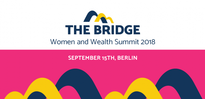 Mind the Gap: The Bridge 2018 Women and Wealth Summit