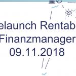 Webinar zum neuen Release von rentablo.de