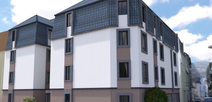 Kapitalanlage Immobilien: Neubau Mikroapartments ab 76.000 Euro in Bingen