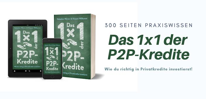 Buchvorstellung: Das 1×1 der P2P-Kredite – Wie du richtig in Privatkredite investierst