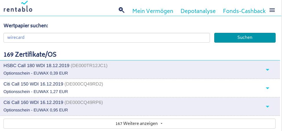 Zertifikate_EUWAX