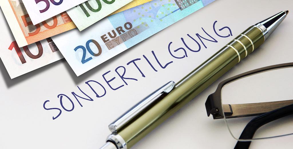 Sondertilgung checkliste finanzen