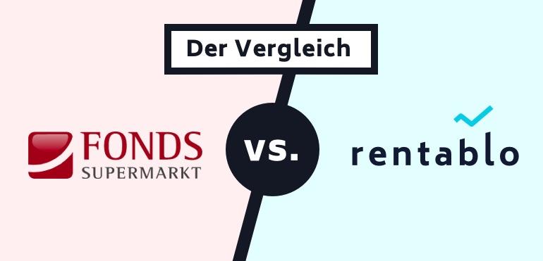 Vergleich Fondssupermarkt